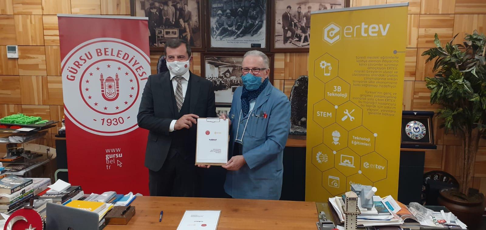 Kollektif Kariyer Merkezi İşbirliği Protokolü imzalandı.
